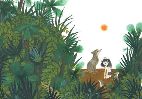 this is sadie sadie sadie as mowgli by julie morstad from this is sadie tundra spring 2015 sadie