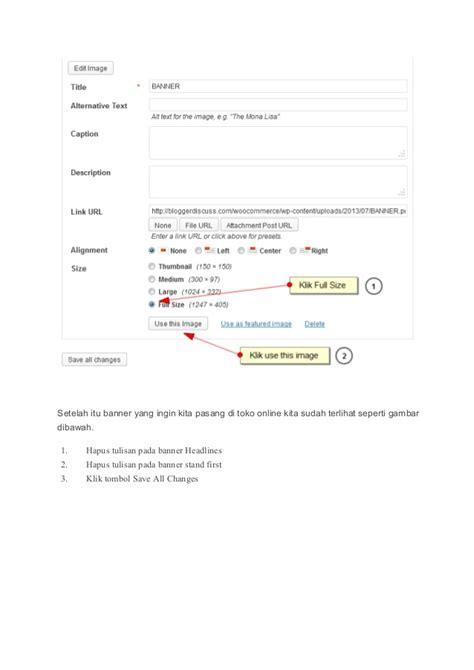 cara membuat toko online menggunakan xp cara membuat toko online menggunakan woo commerce