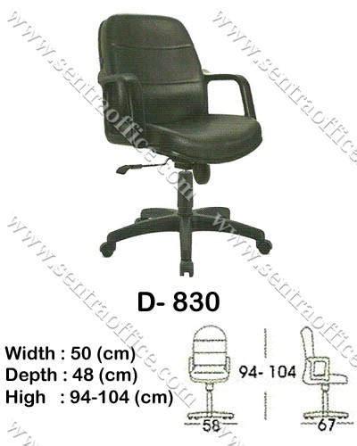 Kursi Indachi D 830 jual kursi director manager indachi d 830 murah