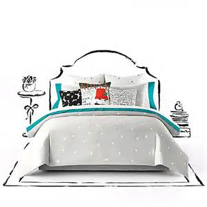 kate spade new york deco dot comforter set bed bath beyond