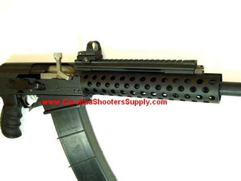 carolina shooters supply vepr handguard new longer ar style aluminum forearm for the saiga 12