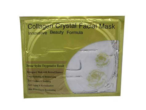 Collagen Pearl White china pearl white collagen mask cmsj china skin care cosmetics