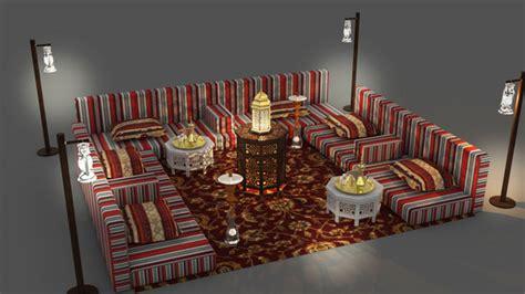 5 Free 1 Ramadan Promo Sarung Bantal Sofa 40x40 Katun Premium 3d arabic seating model