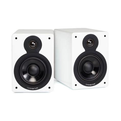 casse acustiche da scaffale cambridge audio minx xl coppia di casse acustiche da
