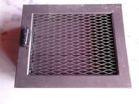 grille de cheminee grille pour ventilation de chemin 233 e accessoires