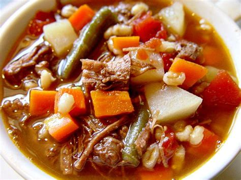 vegetables beef soup vegetable beef soup
