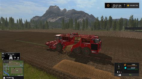 Small Standard Ls Standard Holmer Potato Ready Ls 2017 Farming Simulator