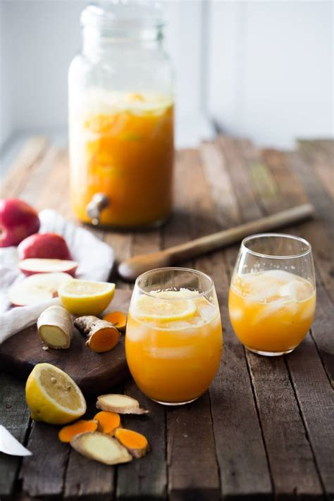 How Does Detox With Turmeric Help You by Turmeric Gingerade Feasting At Home
