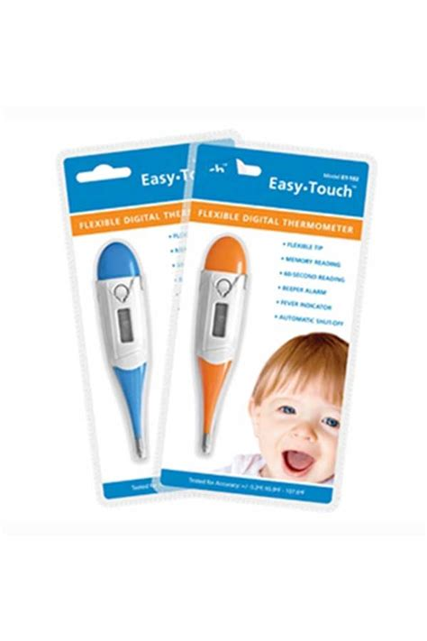 Chicco Easy Touch Termometer Bayi easytouch digital thermometer diabetic plaza