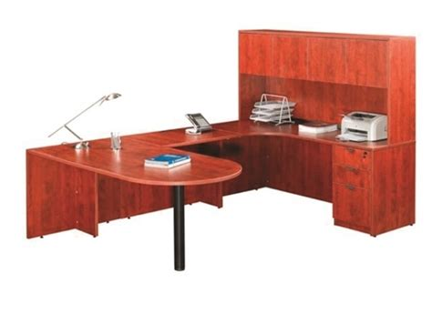 marquis ml147 u shaped bullet table desk