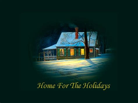 Home For The Holidays by Cloudeight Wallpaper Gallery Two