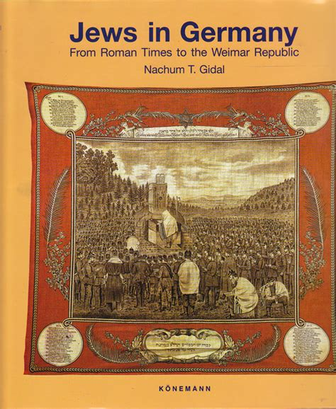 jews in weimar germany books jews in germany from times to the weimar republic