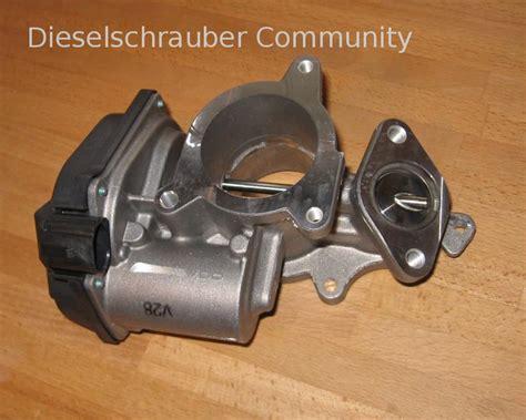 Audi A4 Agr Ventil Defekt by Abgasr 252 Ckf 252 Hrung Funktion Und Problemfelder Fachartikel
