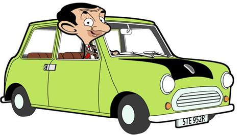 Mr Bean Auto by Mr Bean Animated Series Car Www Imgkid The Image