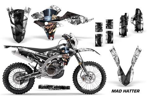 Yamaha Sticker Kits by Yamaha Motocross Graphic Sticker Kit Yamaha Mx Wr250f