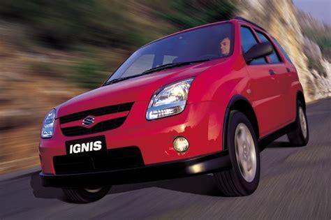 Suzuki Glx 1 5 Suzuki Ignis 1 5 Glx 4x4 2003 Parts Specs