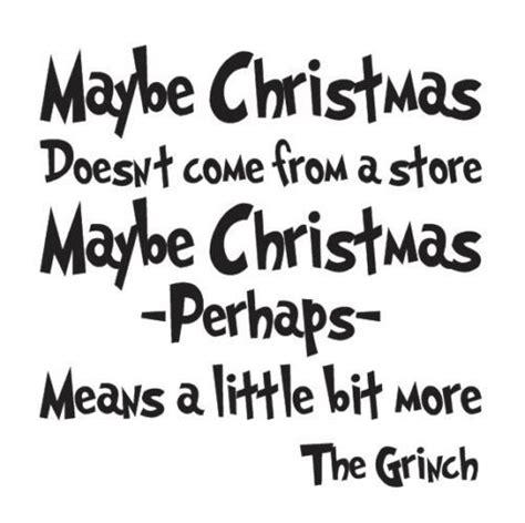 christmas holiday stencil  grinch quote  primitive sign crafts scrapbook ebay grinch