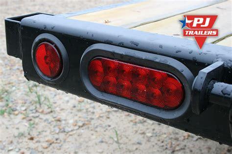pj trailers led lights