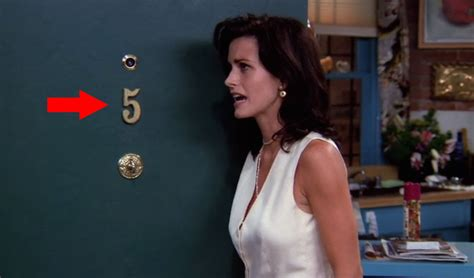 friends apartment number you probably never noticed this weird detail in monica s