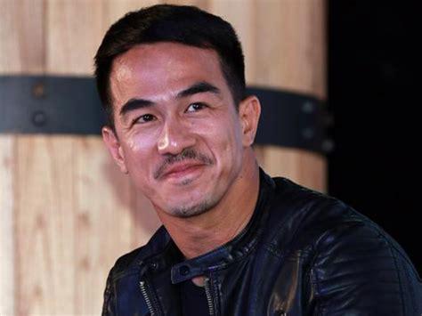 aktor indonesia yang main film hollywood joe taslim ungkap kebanggaan jadi aktor indonesia pertama