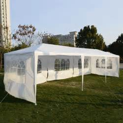 Party Gazebo by 10 X30 Party Wedding Outdoor Patio Tent Canopy Heavy Duty