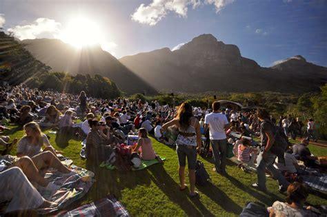 Kirstenbosch Botanical Gardens Concerts Kirstenbosch Summer Sunset Concerts 2015 16 Bishopscourt