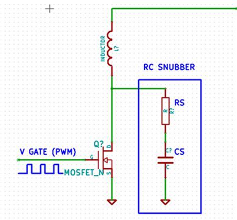 rc snubber capacitor rc snubber calculator spreadsheet