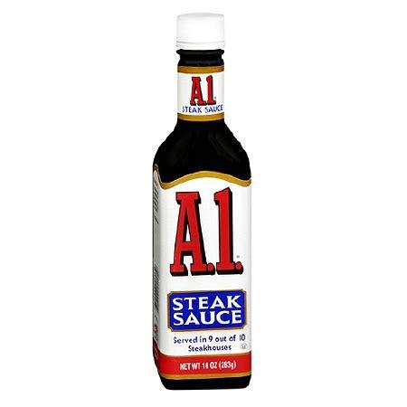 a 1 steak sauce walgreens