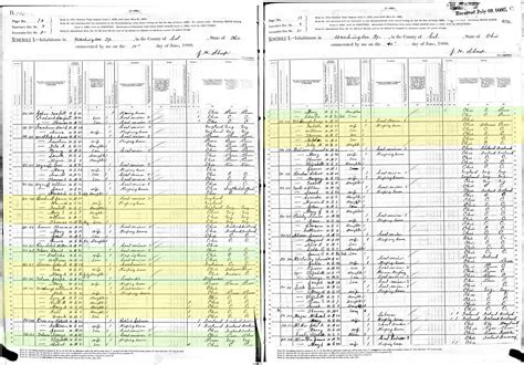 Census Finder Elizabeth E Raffle Tolson 1854 1914 Wikitree Free Family Tree
