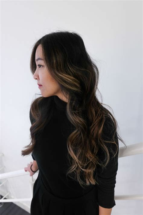 hair highlight for asian 1000 ideas about asian balayage on pinterest balayage