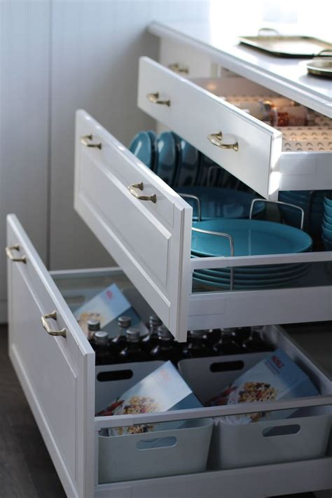 ikea kitchen drawers 25 best ideas about ikea kitchen drawers on pinterest