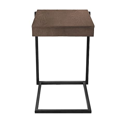 c table with drawer kenneth cole reaction home 174 c table with drawer bed bath