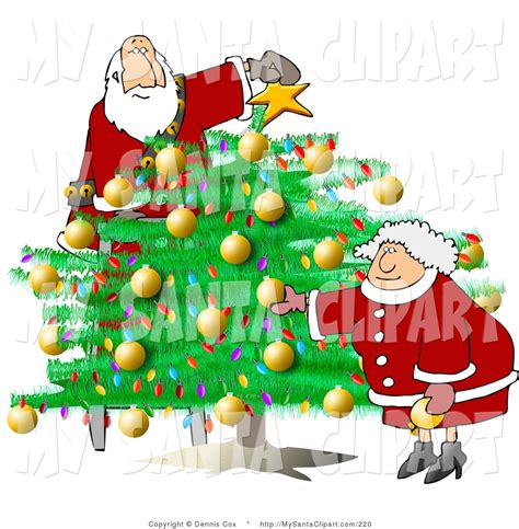 studio decor holiday clip tree decorating clipart clipart suggest