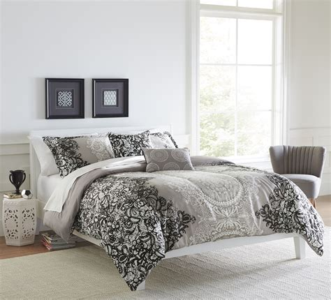 essential home comforter set leila home bed bath