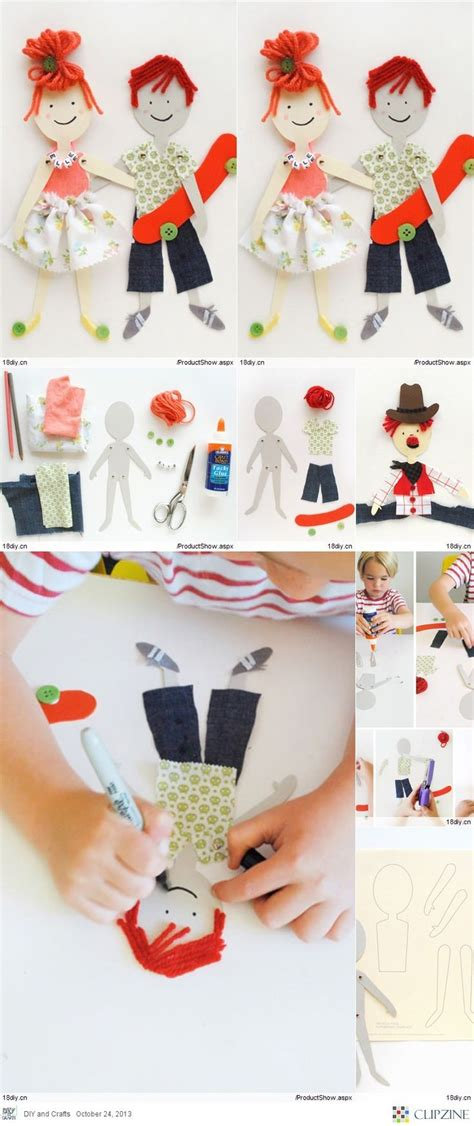 Handmade Doll Tutorial - 15 best images about diy for on