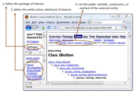 javadoc tutorial complete java gui tutorial pdf reipuncposlai over blog com