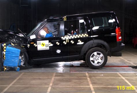 Range Rover Crash Test Ratings by Land Rover Discovery 2004 2009 Crash Test Results Ancap