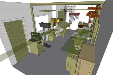 shop layout woodworking shop layout shop