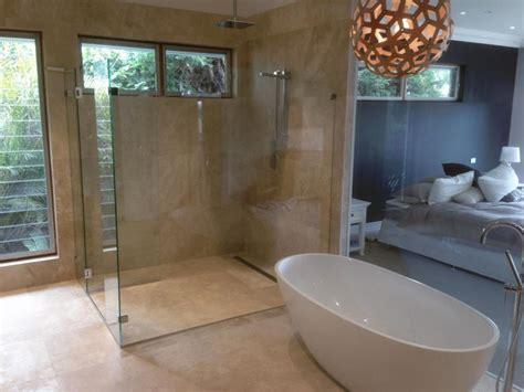 ensuite bathroom inspiration glass distinction
