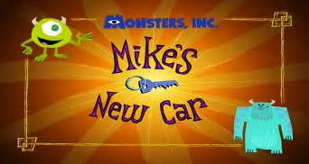mike s new car mike s new car pixar wiki fandom powered by wikia