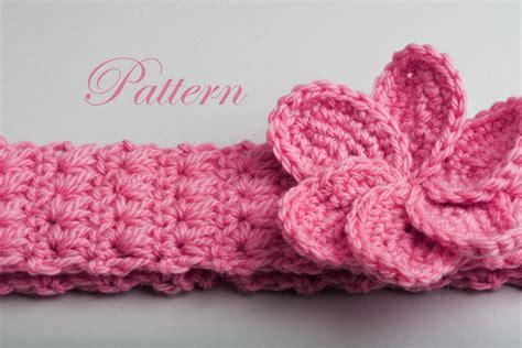 Crochet Pattern Baby Headbands Free | crochet baby headband patterns 171 free patterns