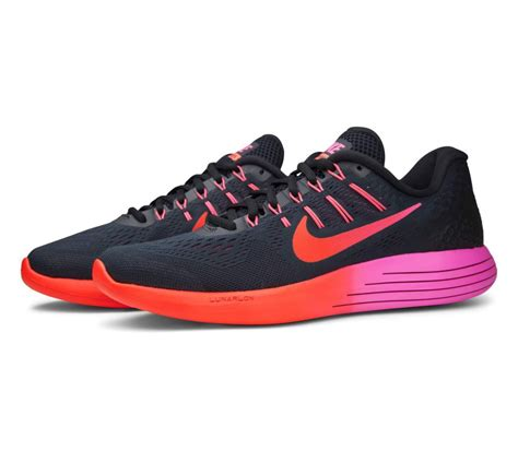 Nike Air Lunarglide nike lunarglide 8 s running shoes black pink