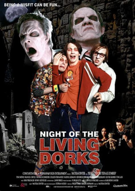 judul film zombie comedy la nuit des loosers vivants films horreur com
