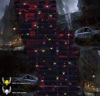 Tom Clancy's The Division – Map Legendary Weapon Bosses