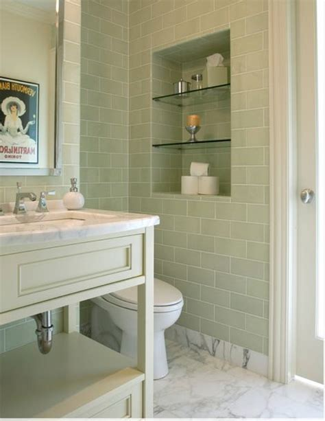 Bathroom Built In Shelves Built In Bathroom Shelves Bathrooms Pinterest