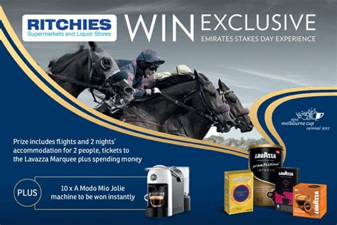 Win A Phone Instantly 2017 - lavazza win a major prize of a trip for 2 to attend emirat australian