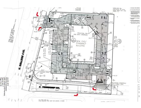 cvs floor plan cvs pharmacy to replace days inn motel at college and