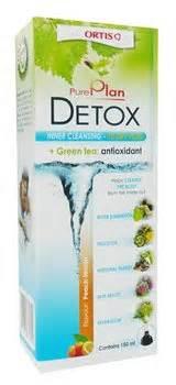 Ortis Detox by Ortis Plan Detox And Lemon Flavour