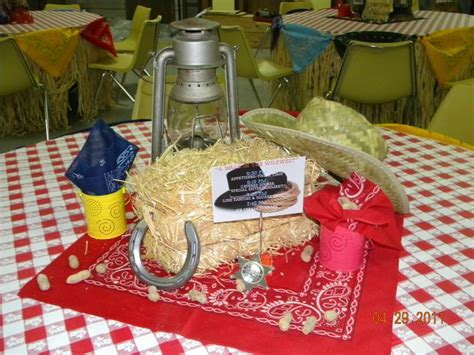 western theme table decorations 33 best images about square hoe on