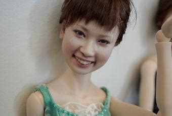 these japanese dolls are cloned from humans paperblog